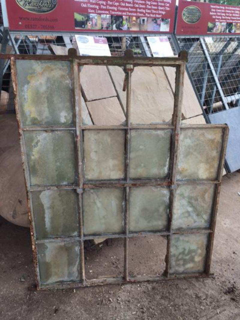Cast Iron Window | Buy Architectural Salvage, CAST IRON