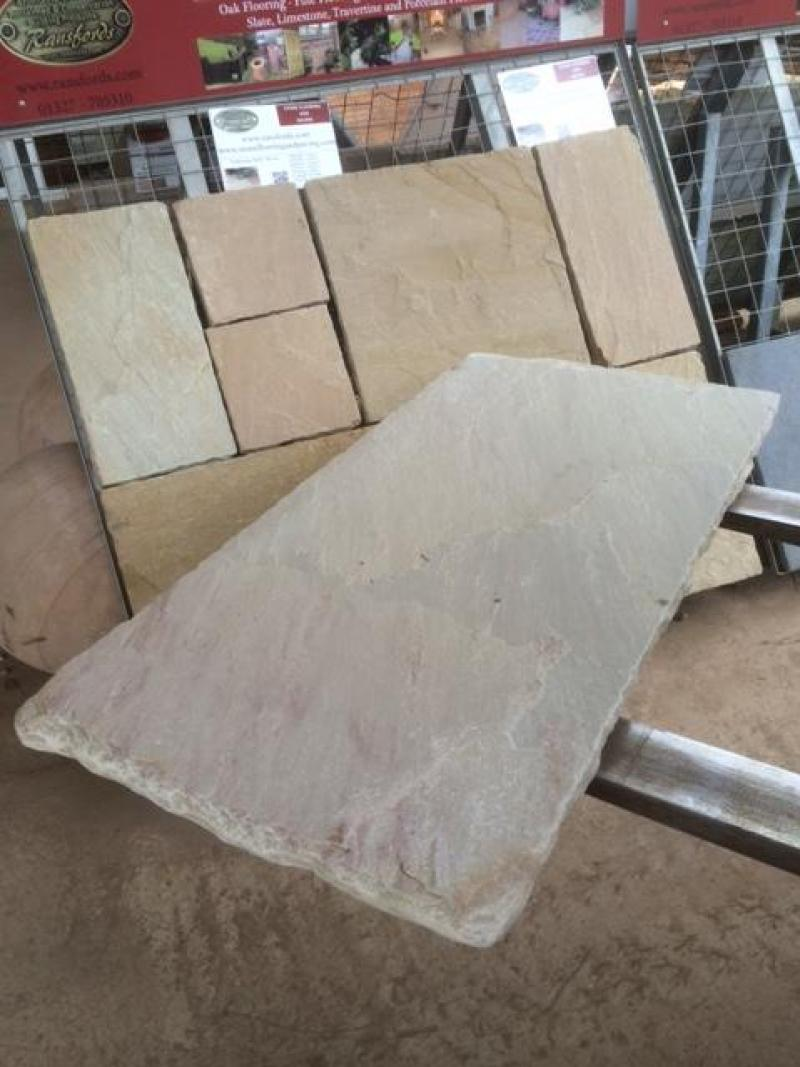 Yorkstone Buff Natural Stone 900mmx600mm